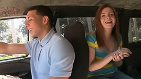 HD Blake West Sex Tube Red-haired legal teen may have been out for afternoon walk but when cash is flashed in the middle mammilla of her face Blake West climbs into van of
