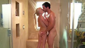 Free Bathroom Sex HD porn Sex hot bright-haired Elaina Raye sucks Dane Crosss johnson in bathroom She looks actually filthy elegant will like