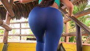 Workout, Adorable, Allure, Ass, Bend Over, Big Ass