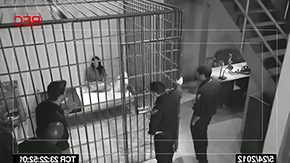 Prison HD tube French tourist loses her passport winds up in American prison guards dont want to let off easy This slut ends with face perfect of cocks put finishing touches on gang pound