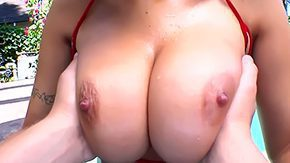 Amy Reid, American, Banging, Bend Over, Big Ass, Big Natural Tits