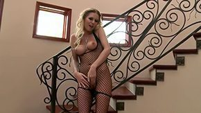 Riley Evans, Allure, Ass, Assfucking, Blonde, Bodystocking