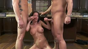 Monster Cock, Aunt, Babe, Ball Licking, Banging, Big Cock