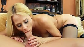 Payton Leigh, Angry, Aunt, Ball Licking, Blonde, Blowjob