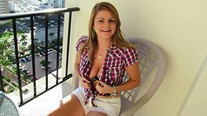 Keiyra Lina, 18 19 Teens, Amateur, American, Balcony, Barely Legal