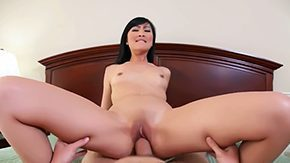 Evelyn Lin, Anorexic, Asian, Best Friend, Blowjob, Boobs