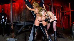 Chained, Angry, Banging, BDSM, Close Up, Domination