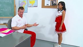 Cindy Starfall, 18 19 Teens, Asian, Asian Teen, Barely Legal, Cheerleader