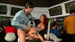 Taylor Starr, Angry, Ball Licking, Banging, Bend Over, Big Cock