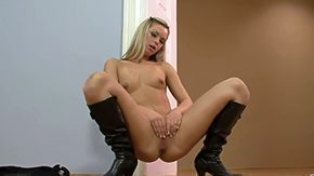 Boot, Amateur, Ass, Banana, Blonde, Boobs