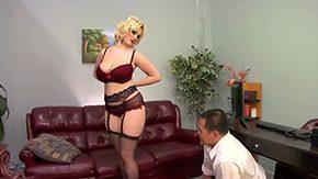 Eric Jover, Babe, Blonde, Blowjob, Cougar, Fucking