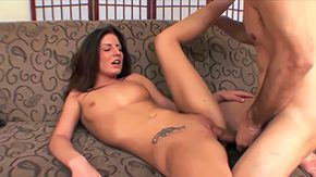 HD Taylor Mae tube Taylor Mae enjoys having her snug mouth pussy packed like sardines with this long cock