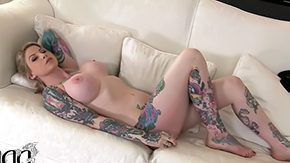 Free Hollie Hatton HD porn videos Gorgeous babe named Hollie Hatton shows her sexy tattoos big boobs