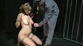 Nipple Clamps, Ass, Assfucking, Basement, BDSM, Big Ass