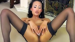 HD Ayla Sky tube Lustful gorgeous brunette Ayla Sky masturbates shows her sexy body