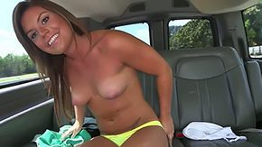 Megan Matthews, Ball Licking, Banging, Beauty, Blowjob, Bus