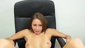 Free Melanie James HD porn videos Excited Melanie James is attached to posing all the while having fat penis gently penetrating her ripened cooter
