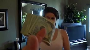 Hand, Big Cock, Blowjob, Cash, High Definition, Money