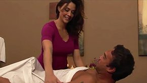Massage Young, Ass, Beauty, Blowjob, Boyfriend, Brunette
