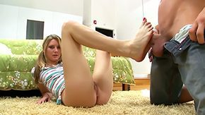 HD Dirty Feet tube Kacey Jones This chick is sexy pending fuck tall lengthened legs sweet pedicured toes dirty mouth to finish off extraordinary package Champ stops by earn his dick