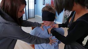 Blindfolded, Audition, BDSM, Behind The Scenes, Big Tits, Blindfolded