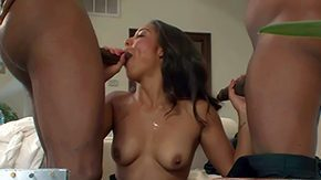Leah Luxxx, 3some, Ass, Big Ass, Big Black Cock, Big Cock