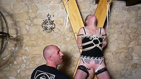 Hogtied, BDSM, French Teen, German Teen, High Definition, Hogtied