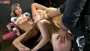 Russian Teen, Barely Legal, Black, Black Teen, Blackmail, Cop