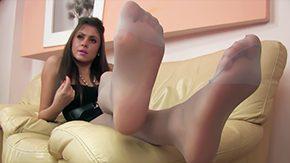 Nylons, Feet, High Definition, Nylon, POV