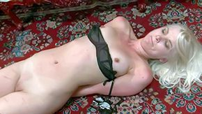 Free Natasha Lyn HD porn videos Unshod irritant blonde Natasha Lynn in barely there moonless bra gets savagely whipped on dumbfound by James Deen White haired tied up hotty with suave pussy does