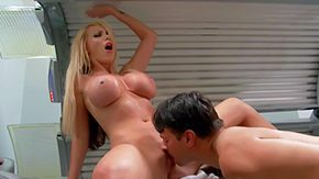 Nikki Benz, American, Babe, Ball Licking, Big Cock, Big Natural Tits