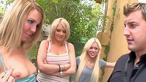 Katie Kox, Banging, Big Ass, Big Tits, Blonde, Blowjob