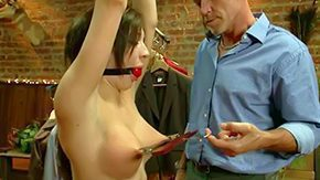 Helpless, Audition, Babe, BDSM, Behind The Scenes, Big Tits
