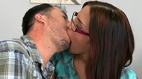Lyen Parker, Ball Licking, Banging, Bed, Bend Over, Blowjob