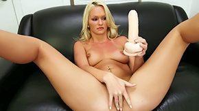 Emily Austin, Ball Licking, Big Cock, Big Pussy, Blonde, Blowjob