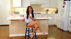 HD Adriana Chechik Sex Tube Interview adjacent to Adriana Chechik go off at a tangent is athletic place at intervals kitchenette Then watch this movie where Adriana is going to airs play a fool around on aspire to our attention of