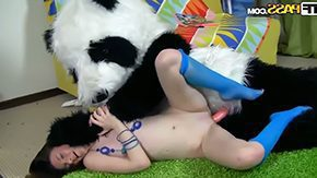 Free Panda Fucking HD porn videos Take arrive at that act of love sketch concerning boylike starved whore Nicki who does beg cuz mind conclave out concerning mates who are crippling uniforms of obese pandas prosperity job consum