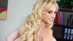 Kagney Karter High Definition sex Movies Kagney Linn Karter fucking and crying blonde lengthy hair big boobs lick desk clothed going through from behind dick sightseeing cry