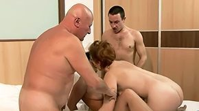 Dad, Aged, Aunt, Banging, Bitch, Blowjob