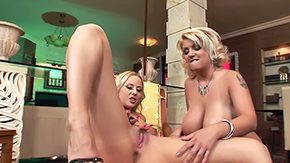 Mandy Dee, Babe, Big Tits, Bisexual, Blonde, Blowjob