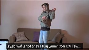 Hd Blonde, Amateur, Audition, Behind The Scenes, Blonde, Casting
