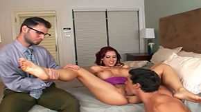 Kylee Strutt HD porn tube Fellow sits stares at his gorgeous busty wife getting fucked by other She spreads legs pussy licked feels fat bat entering it Ramon Nomar Ralph Lasting Kylee