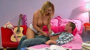 Hidden, Babe, Big Cock, Big Pussy, Big Tits, Blonde