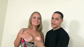 Jessica Stone, Ball Licking, Big Pussy, Blowjob, Corset, Crotchless