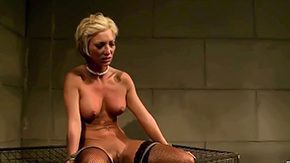 Basement, Aunt, Basement, Blonde, Bondage, Boobs