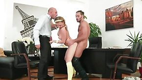 Lolly Moon, Anal, Anal Beads, Ball Licking, Blowbang, Blowjob