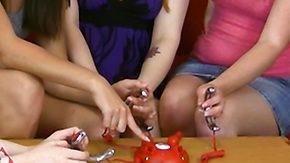 HD Juli Ashton tube Shockinaw with Mia Sammy Ashton Julie games
