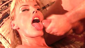 Darryl Hanah, Anal, Anal Creampie, Assfucking, Bend Over, Blonde