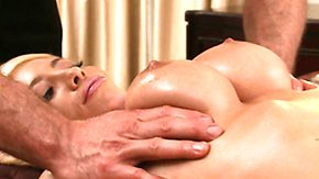 Oil Massage, Amateur, Big Ass, Big Tits, Blonde, Boobs