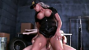 Cop, Big Natural Tits, Big Tits, Blonde, Boobs, Cop
